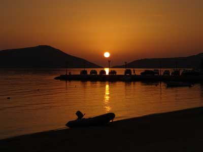 sunset can be astonishing