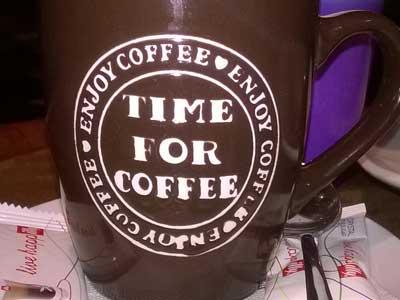 υπέροχο καφέ και κρέπες στην Γιάλοβα
